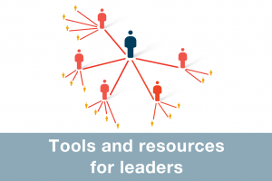 Tools and resources for leaders